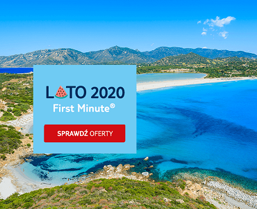 Lato 2020 First Minute z TUI